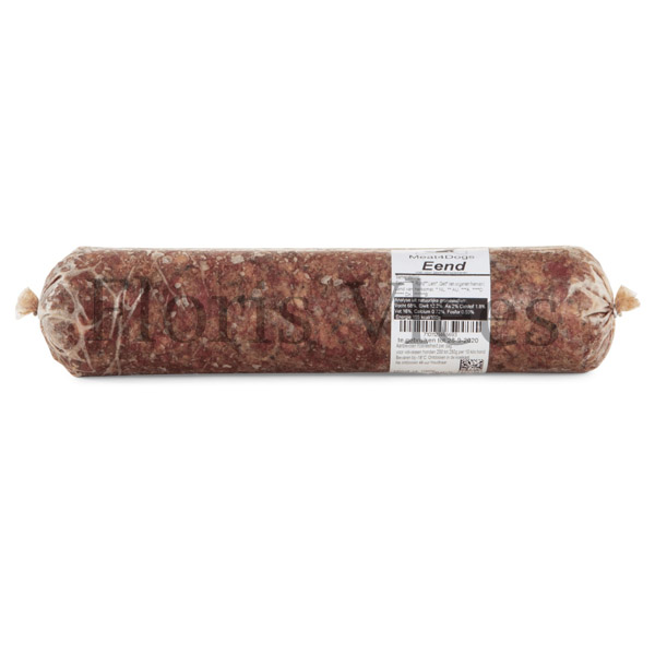 Meat4Dogs Eend mix 10x 1 kilo