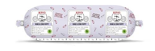 Rund & Eend PUPPY 20x 500 gram Kivo