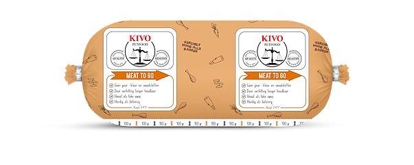 Meat to go 10x 1 kilo Kivo