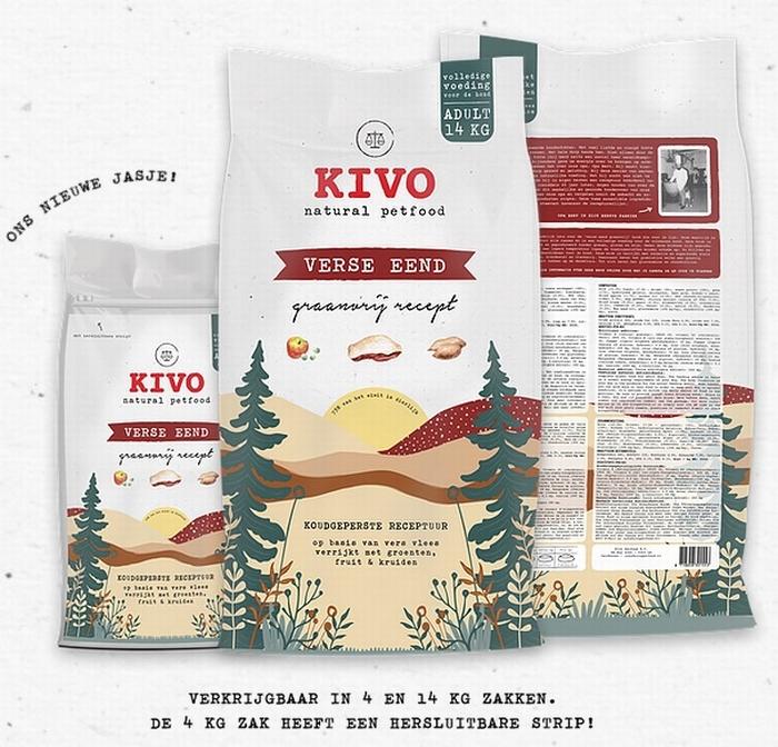 Kivo Eend brokken - Floris Vlees