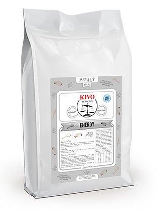 KIVO brokken Energy Koudgeperst 15 kg - Floris Vlees